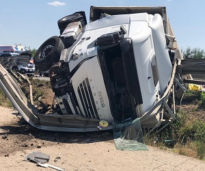 sognare incidente camion